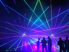 Lasershow,Buchen,Eventlaser,Pangolin Laser