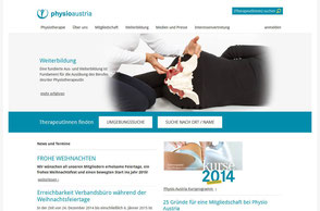 Dachverband der PhysiotherapeutInnen