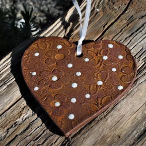 Herziges - Herze aus Keramik