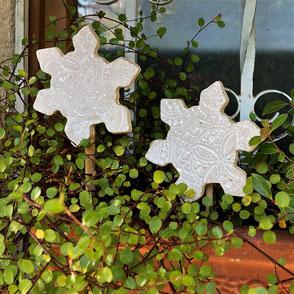 Weihnachtskeramik Engel