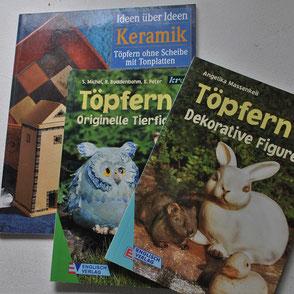 Töpferbücher zu gewinnen