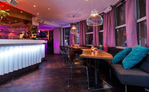 Lounge i bar