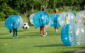 bubble ball möhippa och svensexa