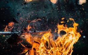 Eld och lågor