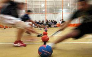 dodgeball möhippa och svensexa