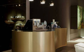 Axelssons spa reception