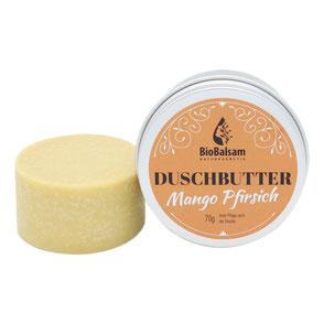 BioBalsam Duschbutter Mango Pfirsich
