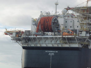 FPSO P-66 Petrobras Brazil
