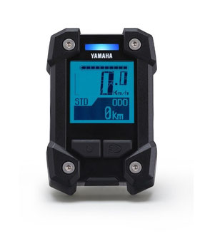 Yamaha PW-X eBike Display