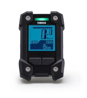 Yamaha PW-X eBike Display