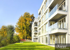 May & Nielsen Neubau Agas Immobilien