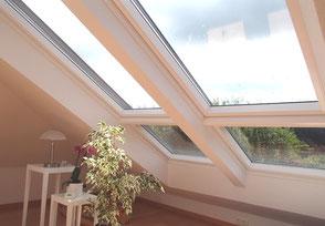 Dachfenster Stade - Foto: KÄPPLER BauTischlerei