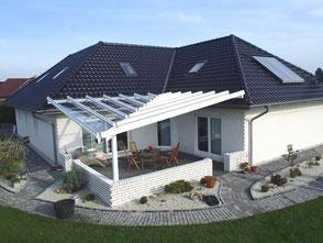 Überdachungen, Terrassendach - Fot: KÄPPLER BauTischlerei