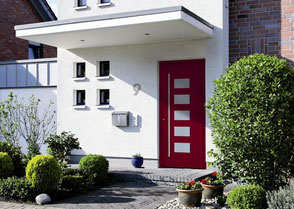 Haustüren von KÄPPLER BauTischlerei - Foto: Groke