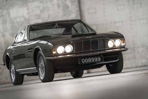 Aston Martin DBS,Aston Martin  DBS V8