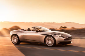Aston Martin DB 11 V8 Volante