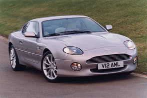 Aston Martin DB7, Aston Martin DB7 Vantage