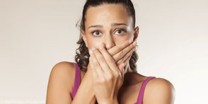 Professionelle Zahnreinigung (PZR) hilft gegen Mundgeruch