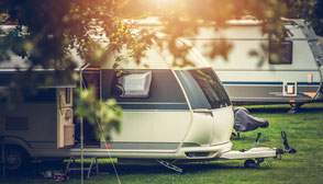 Camping Wohnwagen
