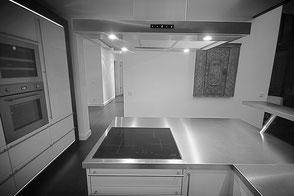 Service Küchenbereich