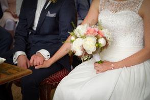Hochzeitsfotografie Leipzig - Hochzeitsfotos während der Trauung