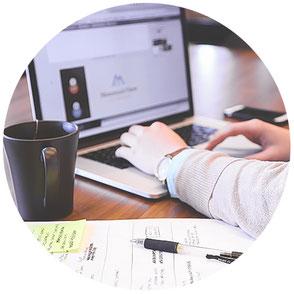 Grafikdesign, Werbemittel und Logoerstellung