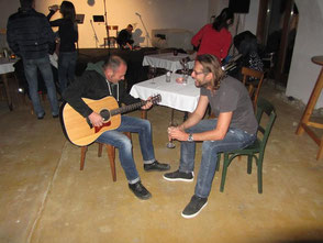 Open Stage @ Werkstatt Murberg Jänner 2015 11