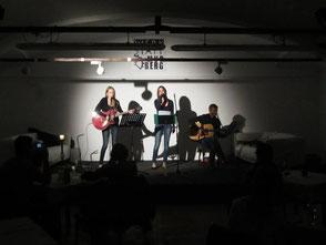 Open Stage @ Werkstatt Murberg Jänner 2015  01