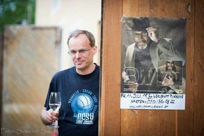 "Lesung: Reinhard P. Gruber ""Aus dem Leben Hödlmosers"" @ Werkstatt Murberg 03"