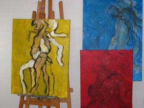 Aktzeichnen und Malerei @ Werkstatt Murberg Mag. Axl Litsche 02
