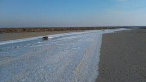 Baie de Somme Hiver