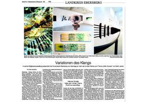 Presseartikel Süddeutsche Zeitung vom 26.08.2010