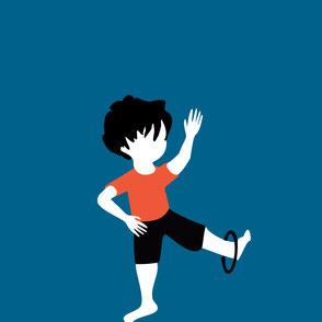 Caramba  wir geben Kinderkurse im Kindertanz, Breakdance, Tanz & Zirkus, Modern Dance, Zeitgenösischen Tanz, Improvisation, Ballett, Hip hop, Streetdance  und Musical