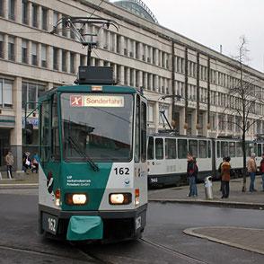 KT4D in Potsdam