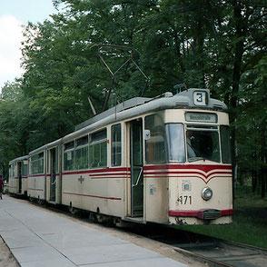 Gotha Gelenkwagen in Potsdam