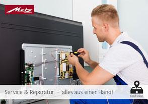 Service & Reparatur - alles aus einer Hand, Kauf Lokal