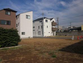 横浜市緑区 ヤマト建設施工事例 十日市場町15区画分譲