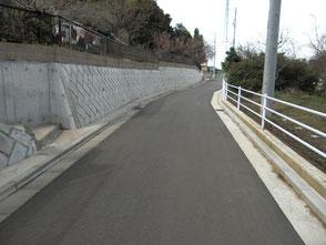 横浜市緑区 ヤマト建設 建設事業実績 寺山町狭あい道路整備工事