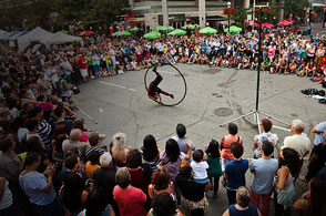 Pancho Libre Performer Festivals and Public Events