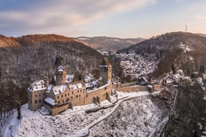 Burg Altena by Carsten Engel
