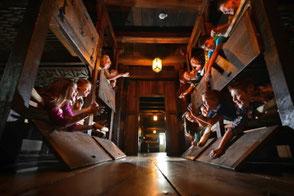 Erste Jugendherberge der Welt auf Burg Altena