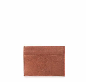 Oh My Bag eco soft grain leather Mark's cardcase