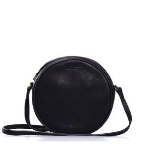 Oh My Bag eco leather Luna bag midnight black
