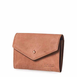 Oh My Bag Jo's purse eco Hunter leather camel