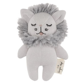 organic cotton mini lion konges slojd