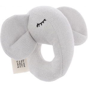 Quro elephant Konges Slojd organic cotton
