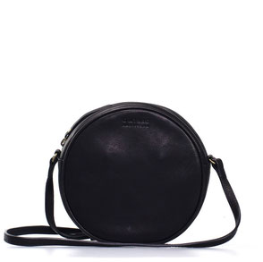 Oh My Bag eco leather Luna bag midnight black