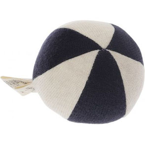 petit toy ball organic cotton konges slojd
