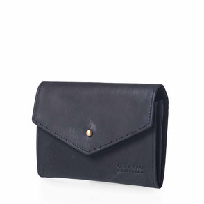 eco leather jo's purse black oh my bag