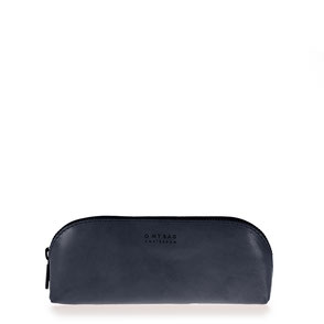 Oh My Bag pencil case eco classic leather Navy